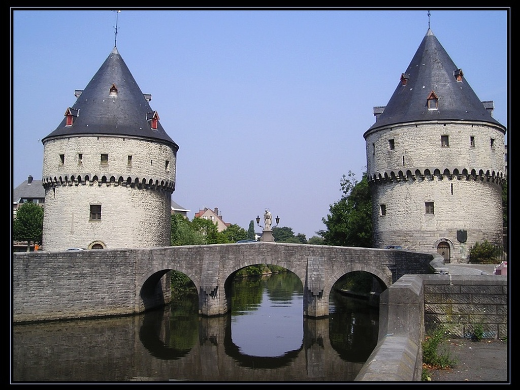 Top 10 des r gions 2014 n 6 la flandre occidentale for Courtrai belgium