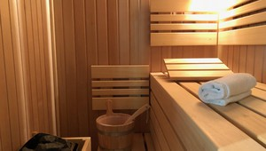 Sauna Empire suite